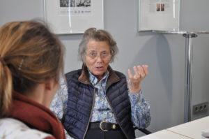 Andrea Ruhstrat ist stellvertretende Vorsitzende des Förderkreis Forum Wissen e. V.
